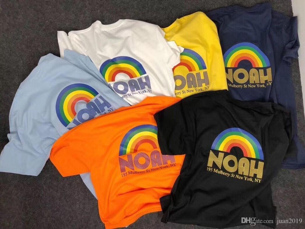 Acheter 5 Couleurs NOAH T Shirts D