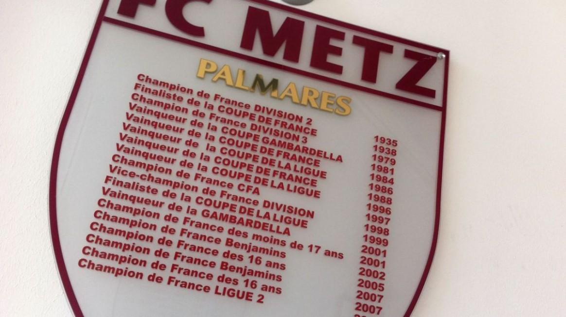 Beauvais: le FC Metz s