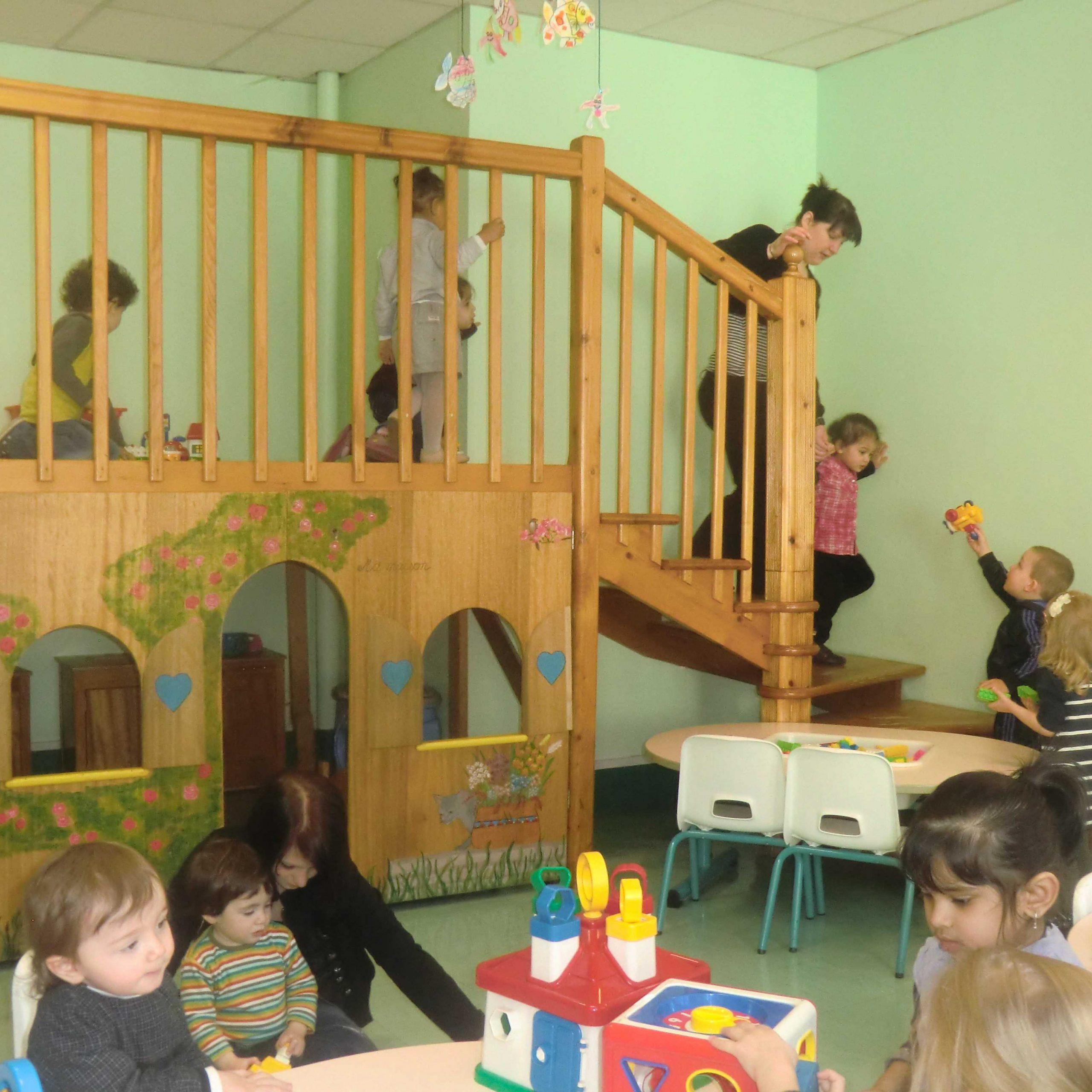 L'espace polyvalent petite enfance | Centre socioculturel ...