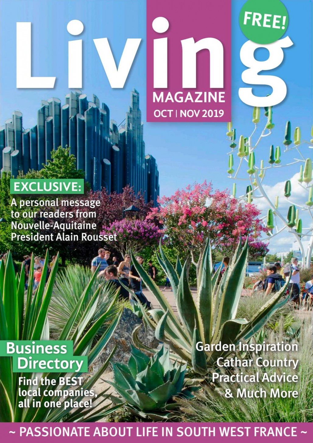 Living Magazine Oct/Nov 5 by Living Magazine - issuu - abri de jardin occasion aquitaine