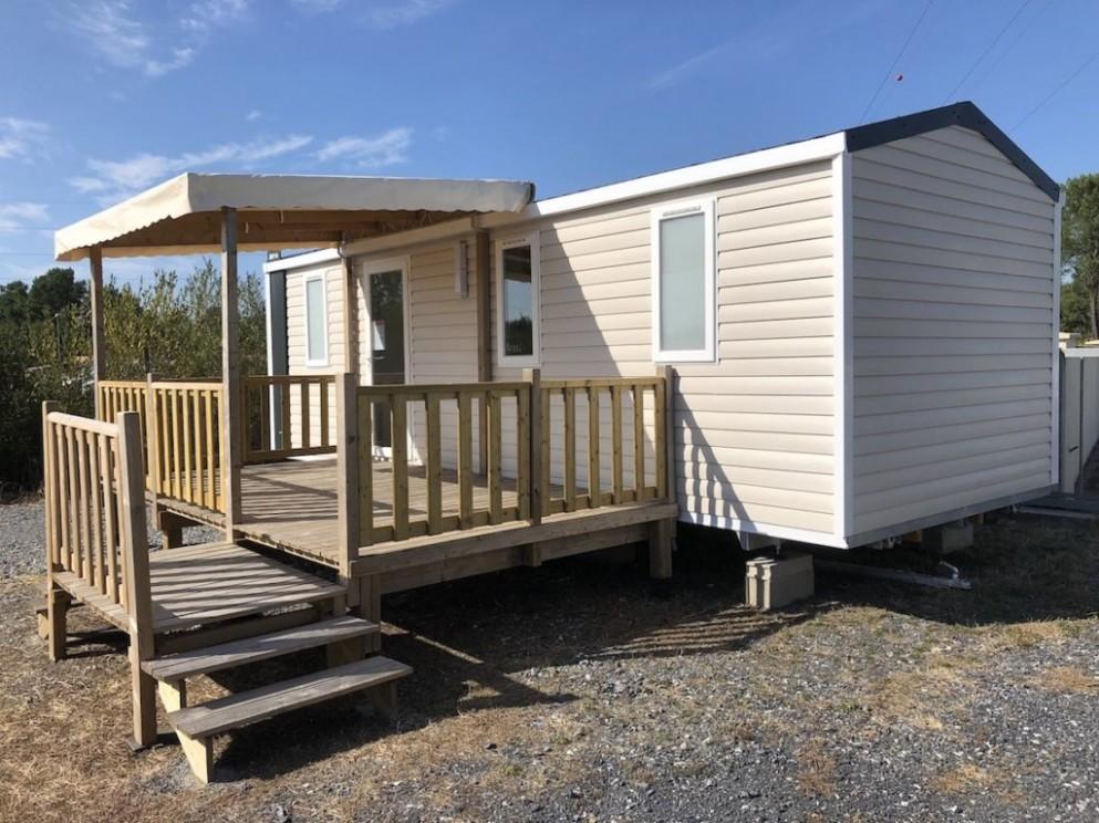 Nos offres en terrasses pour Mobil Home | Home Loisirs